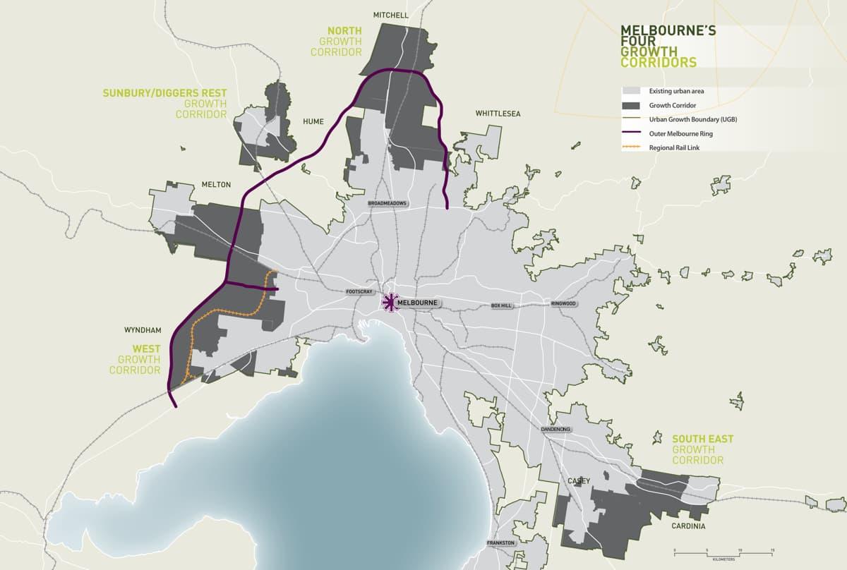 Growth Corridor Plans