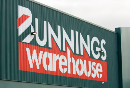 bunnings opens up robinsons rise